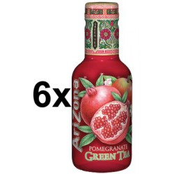 Arizona Pomegranate 0,5L 6 Stück