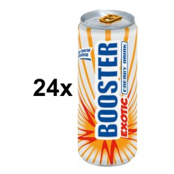 Booster Energy Drink Exotic 330ml 24 Dosen