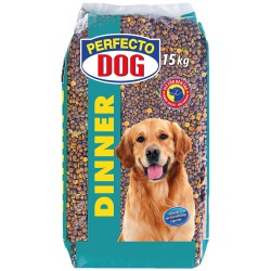 Perfecto Dog Dinner 15kg